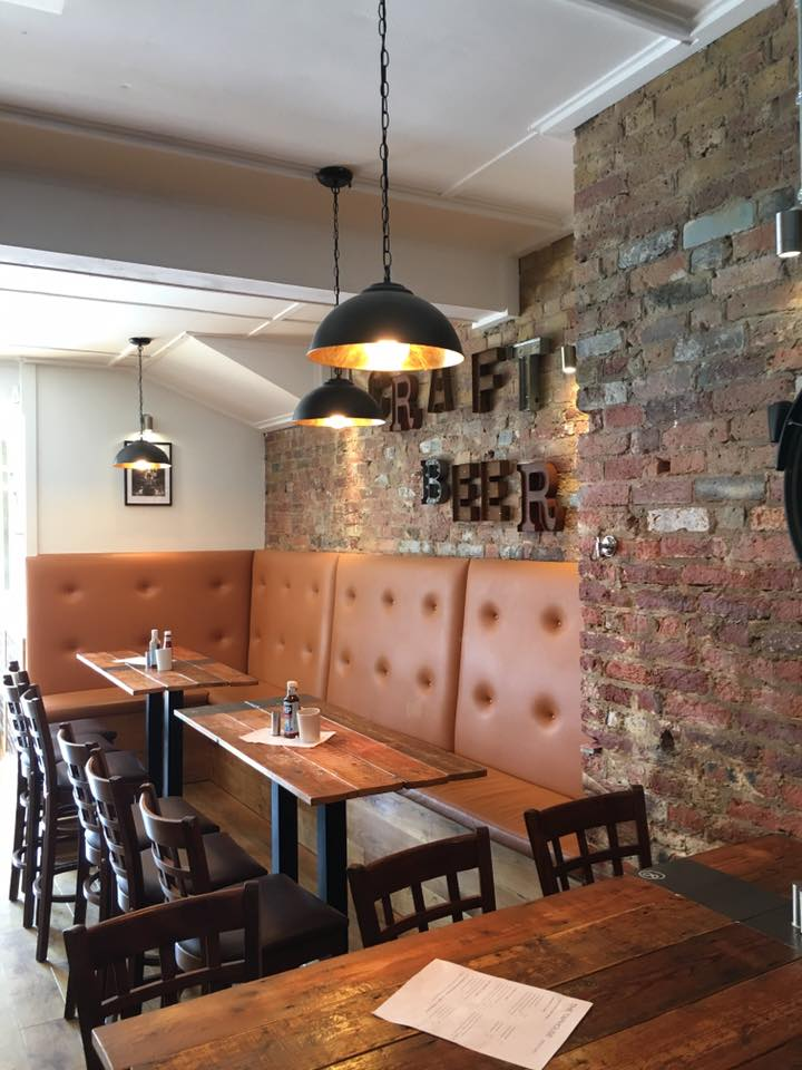 New kid on the block: The Taphouse Beer Cafe. Photo: Taphouse