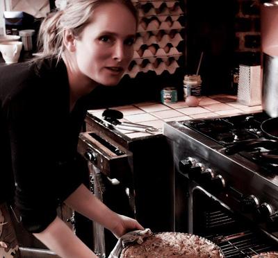 Chef-patron Dalziel Douglas at the Black Douglas. Photo: BD