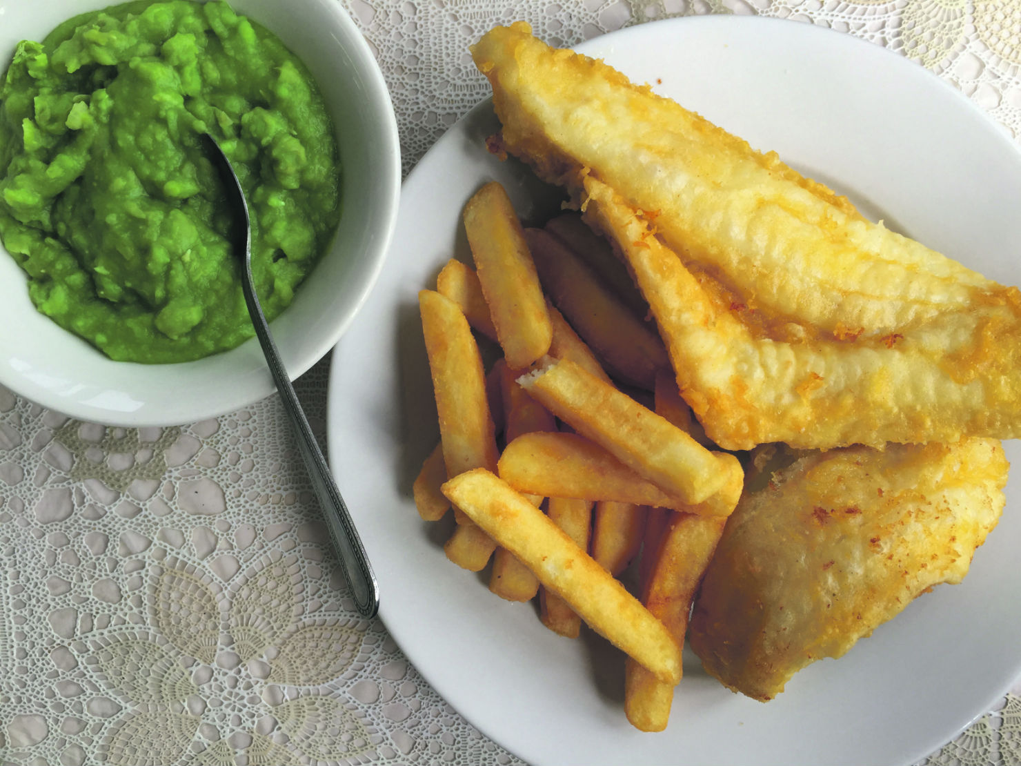 Maggies is #1 for fish and chips. Photo: SE
