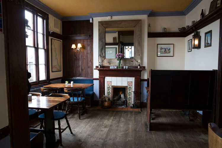 The Anchor is cosy with lots of rooms and DJs on Saturdays. Photo: website