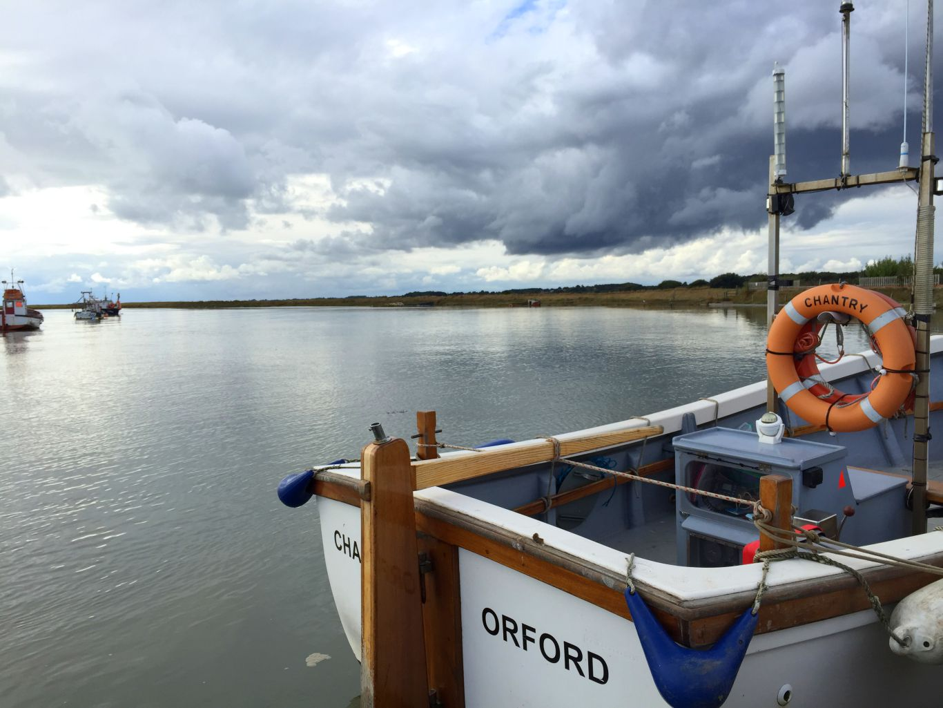Orford Quay.