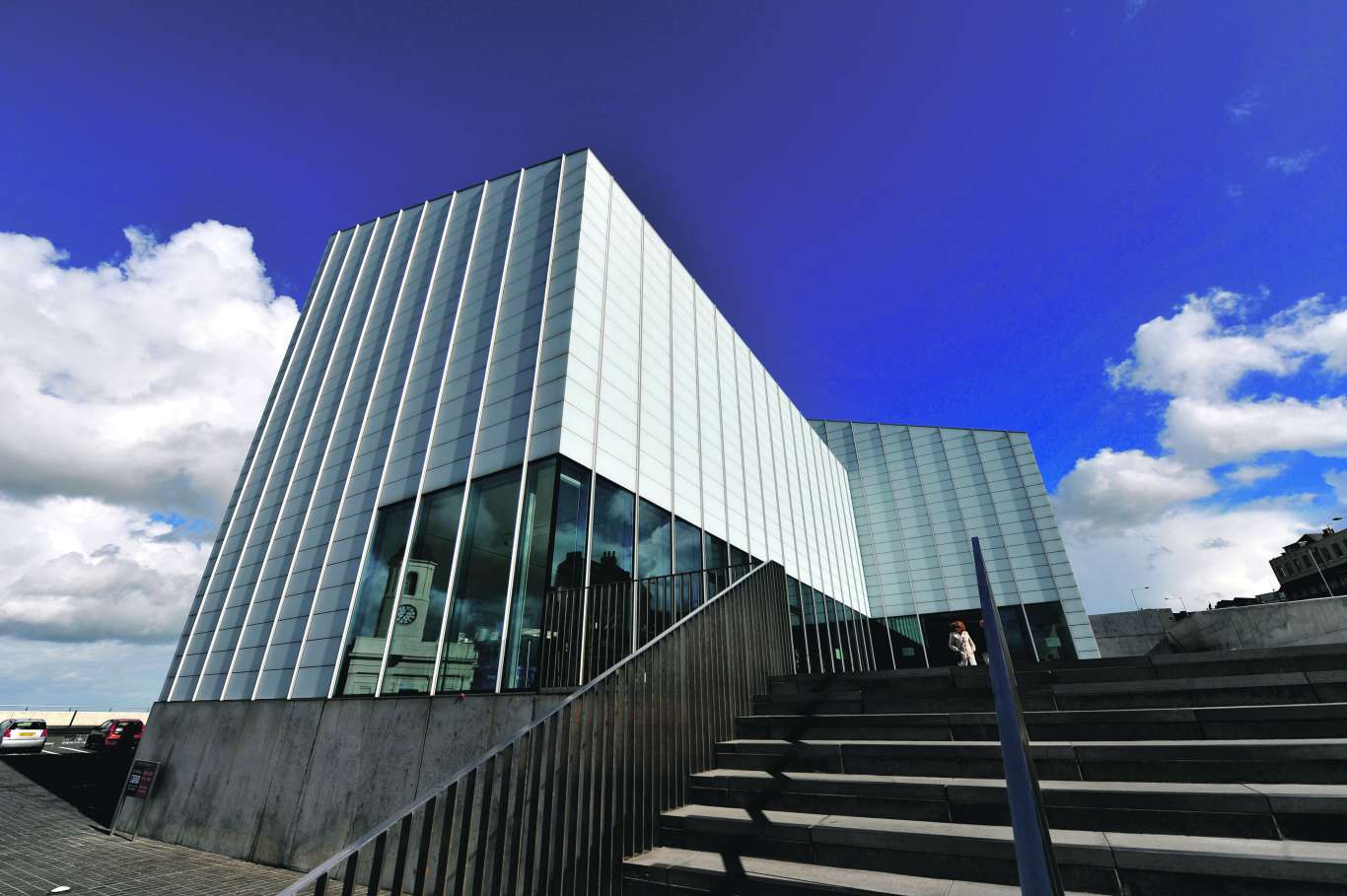 The Turner Contemporary opened in 2011. Photo: Turner