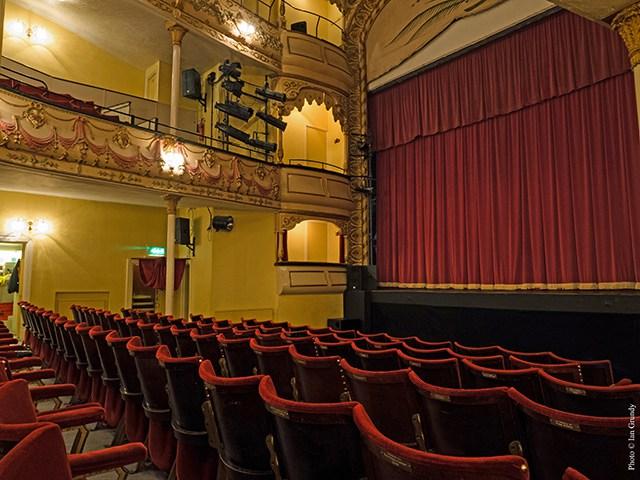 Margate Theatre Royal, interior. Photo: MTR