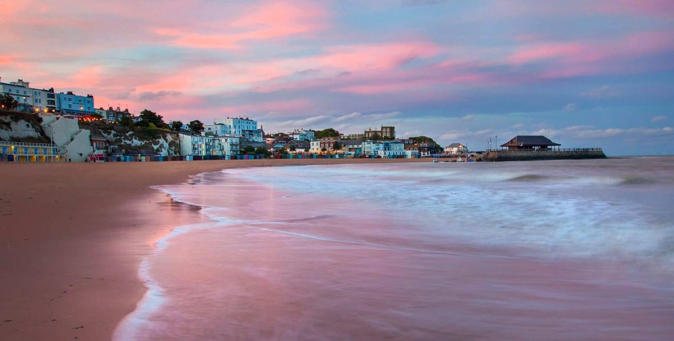Viking Bay Broadstairs Kent