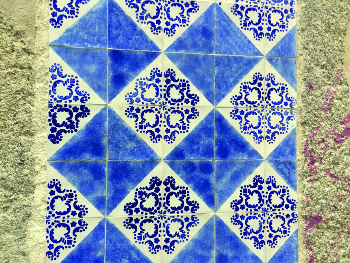 Azulejos of Porto