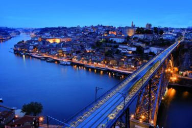 Ribeira historic centre, Porto