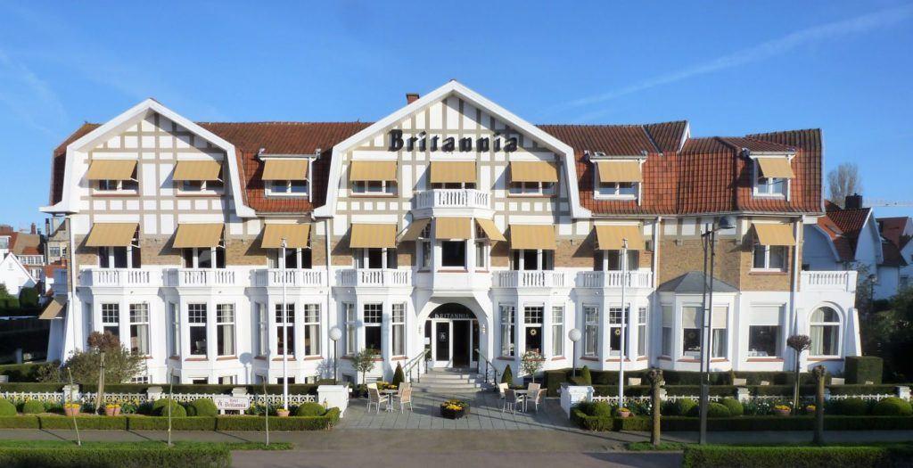Hotel Britannica in Knokke-Heist